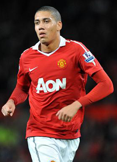 Chris Smalling Manchester United Defender Contract