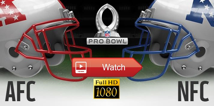 Watch Pro Bowl 2017 Live
