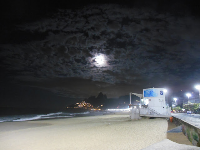Praia de Ipanema, Rio/Foto: Marcelo Migliaccio