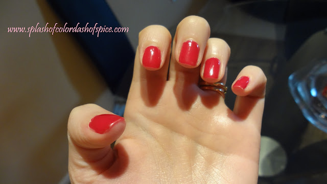Gelish At Home Manicure System (3 week gel polish) Review & Photos