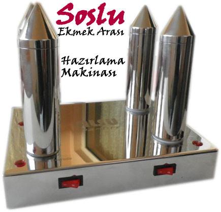 20 - Ekmek Arası Hazırlama Makinası