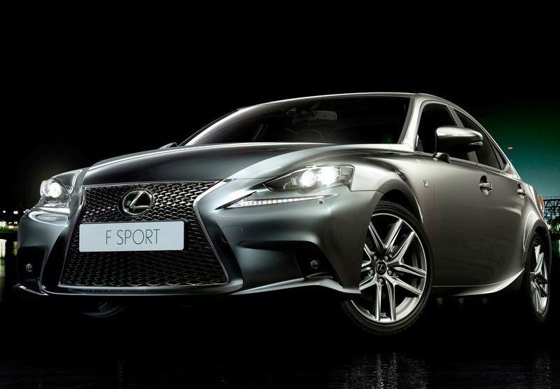 Lexus IS, 2014