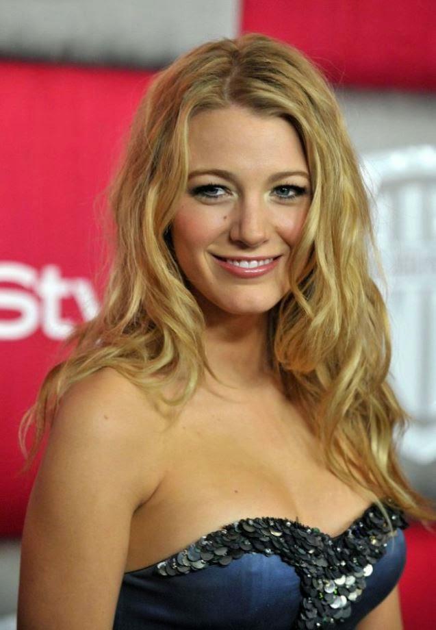 Blake Lively ex novia de Leonardo DiCaprio