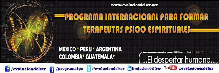 TERAPEUTAS PSICO ESPIRITUALES NUEVA CONCIENCIA * 11- 14 OCT 2012 GDJ