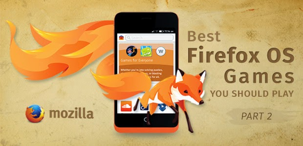 Firefox OS Best Games