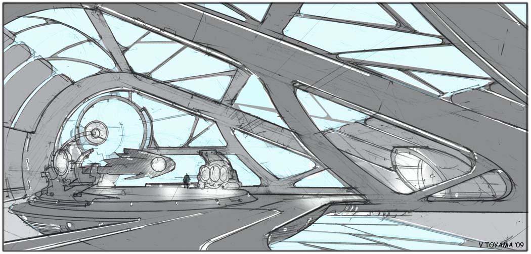 Vince toyama superman batman apocalypse - Superman interior designs ...