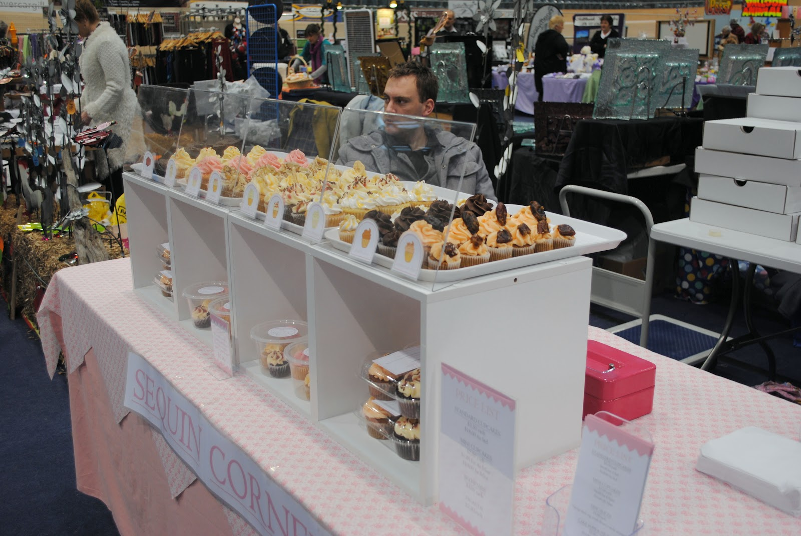 How To Set Up A Market Stall Selling Food
