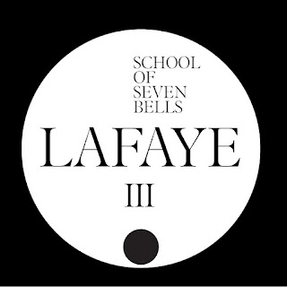 School of Seven Bells Post 'Lafaye' from Upcoming Disc GHOSTORY (out Feb. 28th on Vagrant)