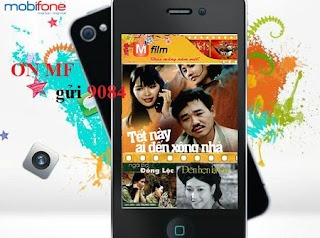 Xem phim hay nhận siêu phẩm Iphone 6 với mFilm Mobifone