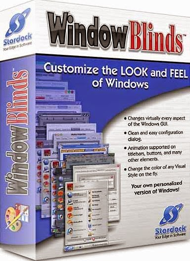 Download StarDock WindowsBlinds 8.1 Full Crack