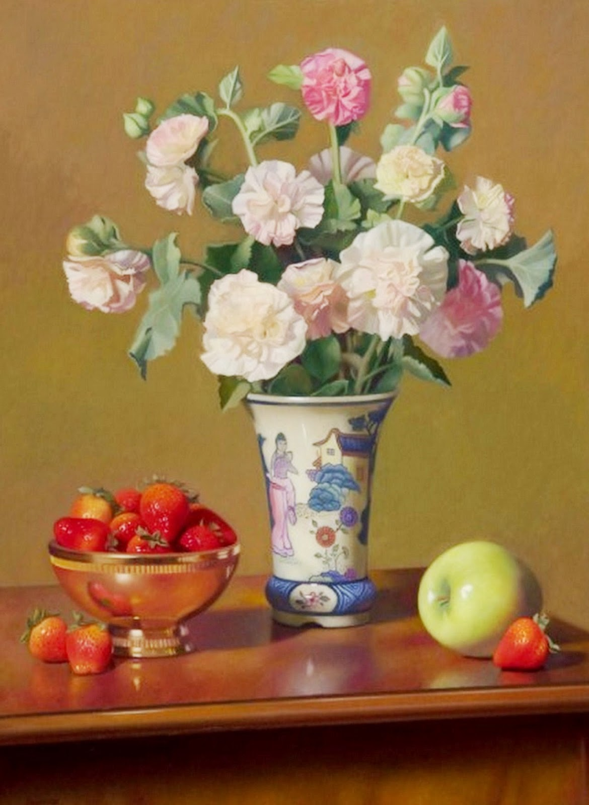 Cuadros modernos pinturas y dibujos cuadros modernos - Fotos jarrones con flores ...