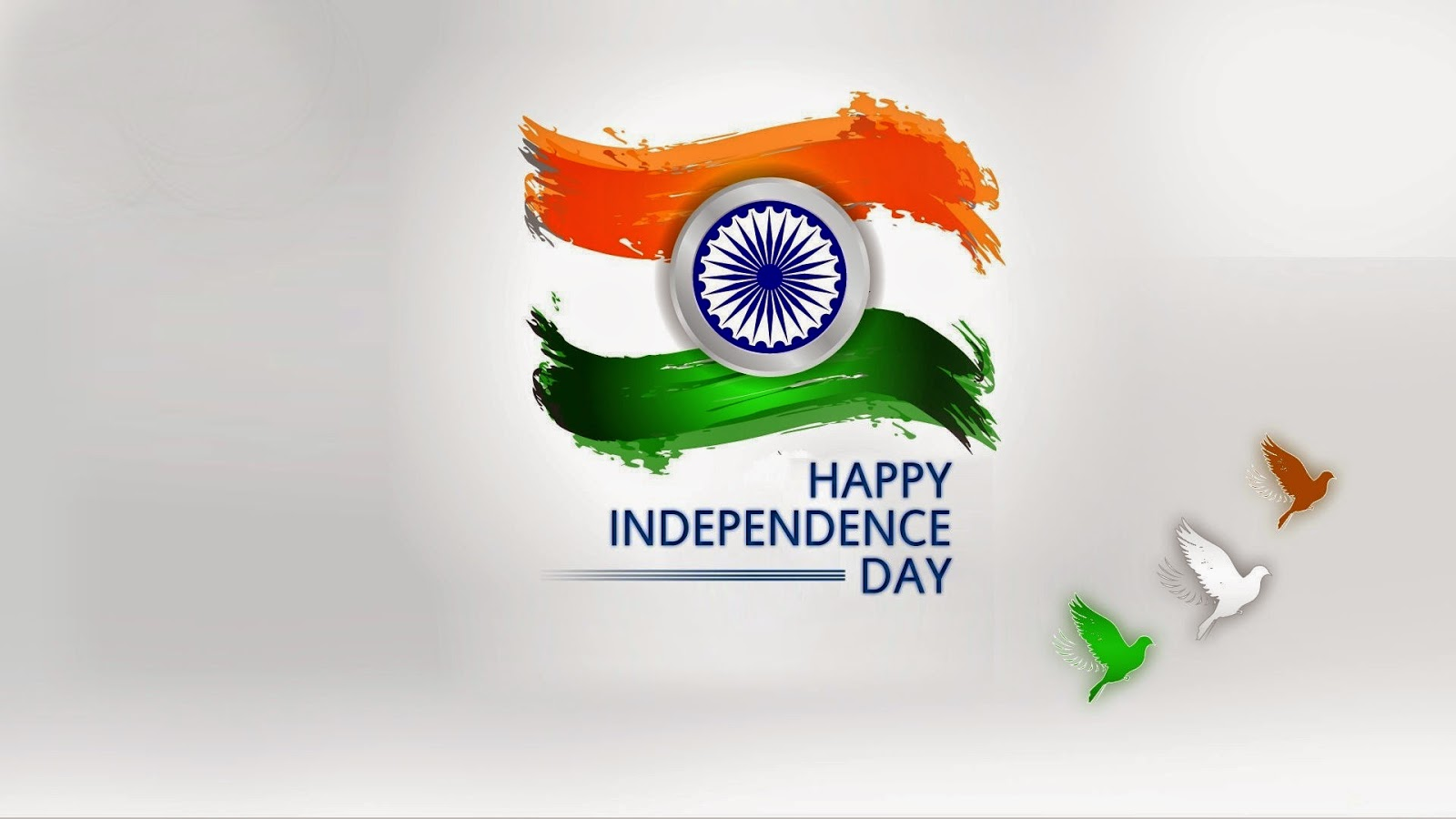 Happy Independence Day 2014 Painting wallpaper
