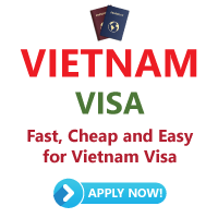 VISA for entering Vietnam