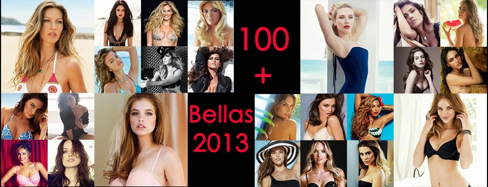 100 Mais Bellas 2013