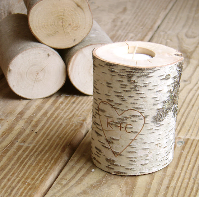 świeczniki drewniane z brzozy drewniane inspiracje eco manufaktura