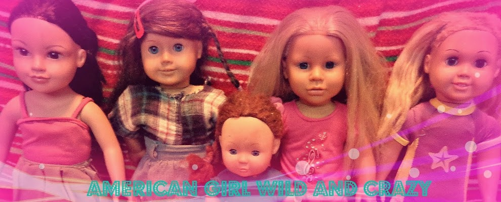 American Girl Wild and Crazy