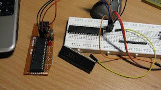 programador 8051 linux