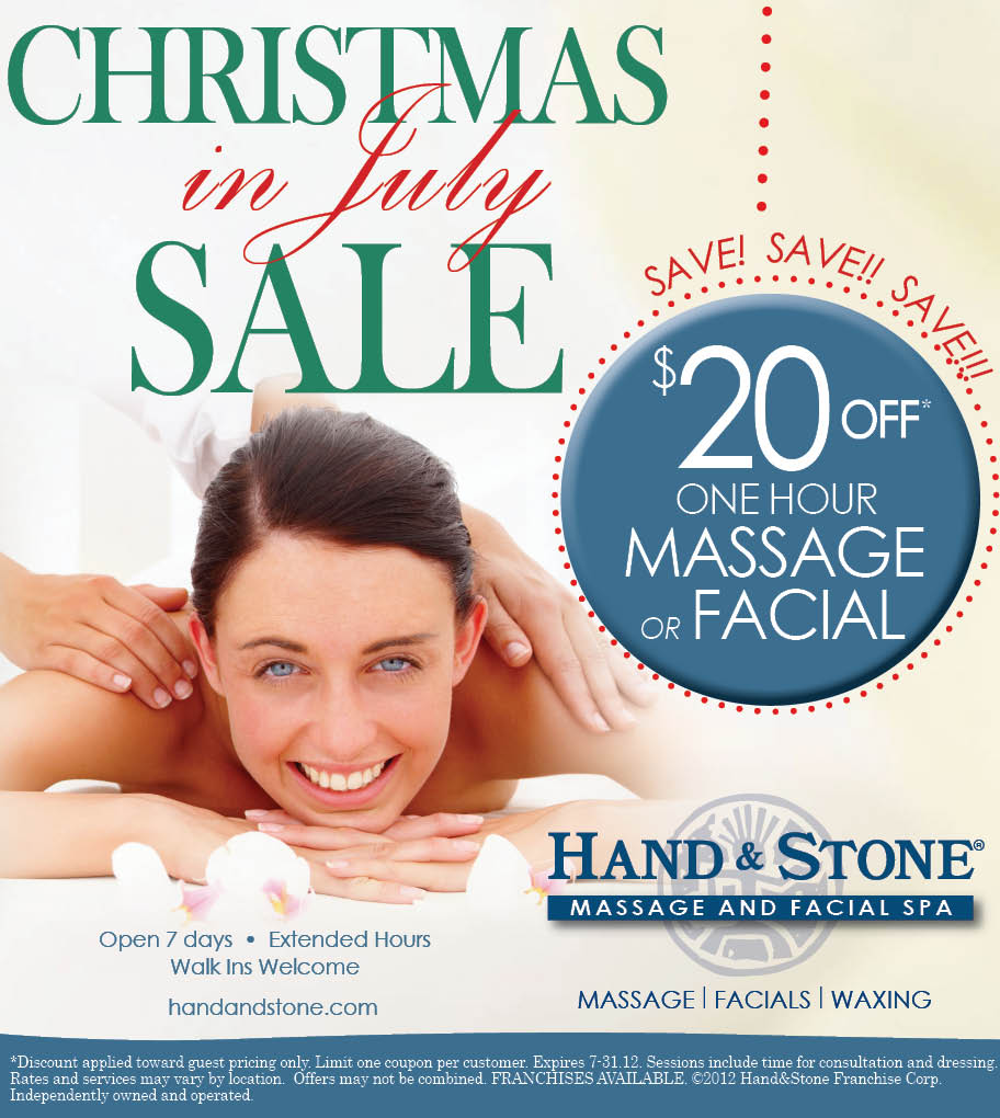 members member hand stone massage facial westminster