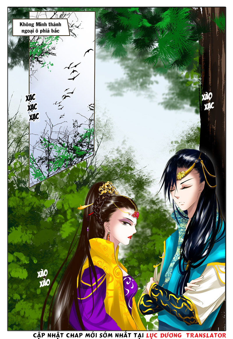 Tam Thiên Nhứ Chap 21 - Next Chap 22