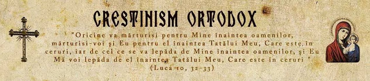 Creștinism Ortodox