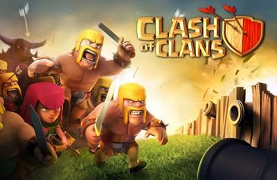 Clash of clans PC game Download