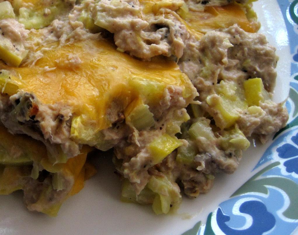 No carb tuna casserole for Carbs in tuna fish