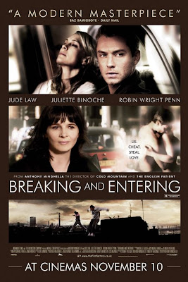 Watch Breaking and Entering 2006 BRRip Hollywood Movie Online | Breaking and Entering 2006 Hollywood Movie Poster