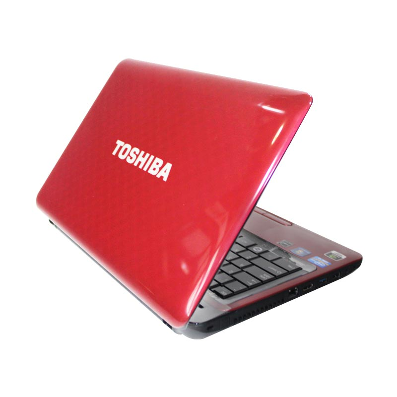 TOSHIBA+Satellite+L745 1196UR+ +Red Daftar Harga Laptop Toshiba Terbaru April 2013