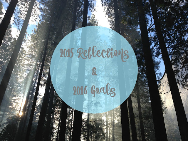 My General Life | 2015 Reflections & 2016 Goals