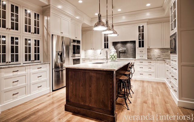 Cottage and Vine: Kitchen Soffit Solutions