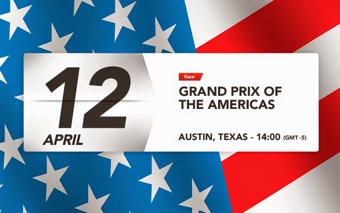 Video MotoGP Austin 2015 Full Race