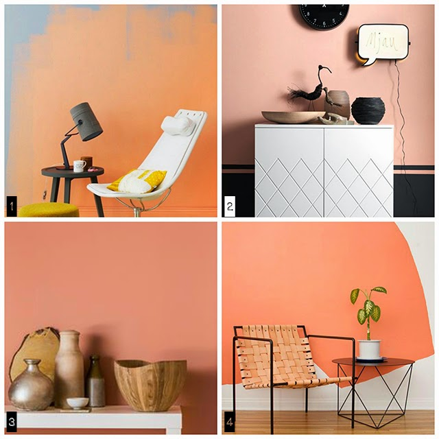 34 ideas para decorar con durazno, peach y rosa empolvado / galiana ...