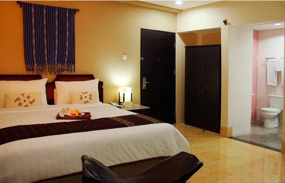 menikmati hotel murah di Jakarta