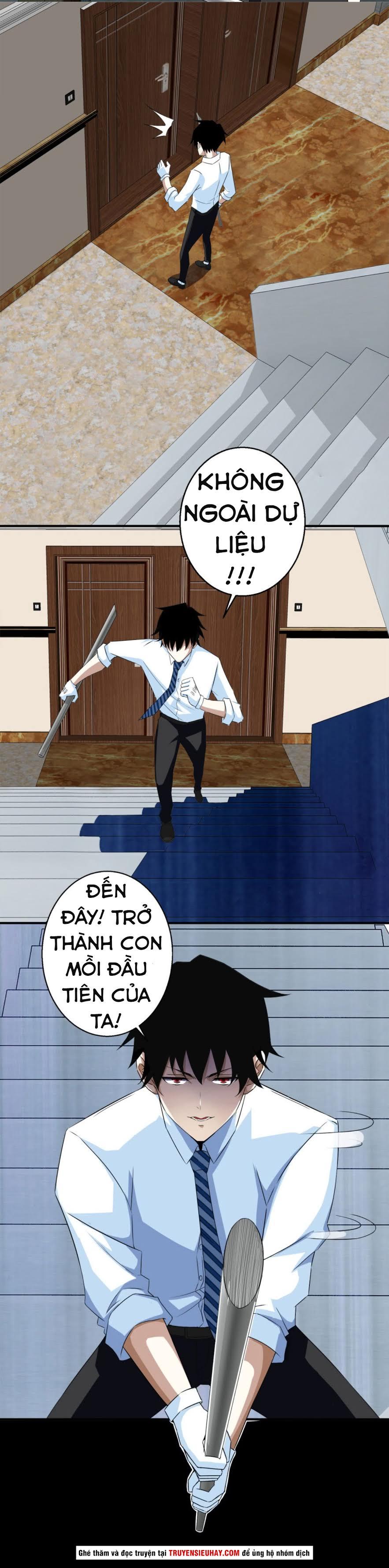 Mạt Thế Vi Vương Chap 9 page 13