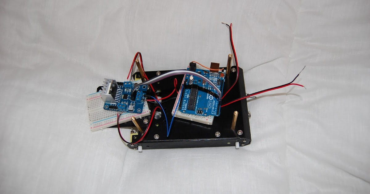 Kuebiko connecting lm n with arduino