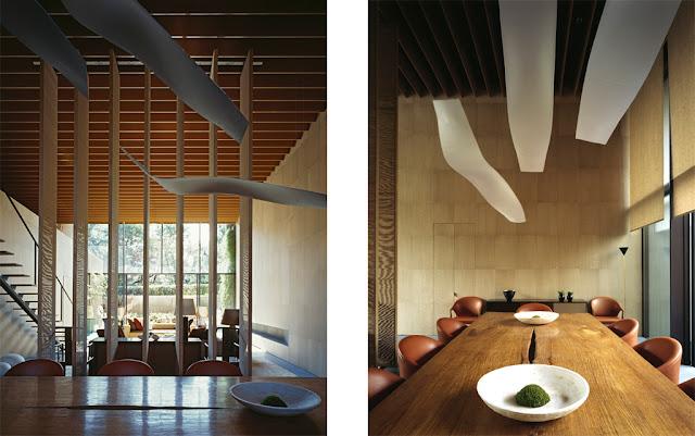 Zeitlos klassische Einrichtung zum entspannten Wohnen in angenehmen natürlichen Materialien und Farben: Esszimmer