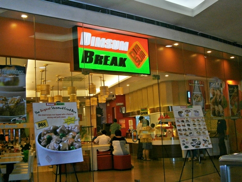 Dimsum Break SM North EDSA Annex