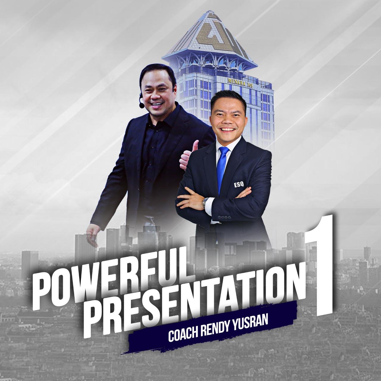 POWERFUL PRESENTATION
