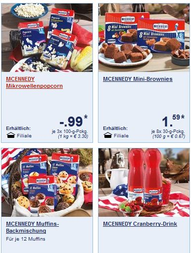 The Deutschland Diaries Amerika Food