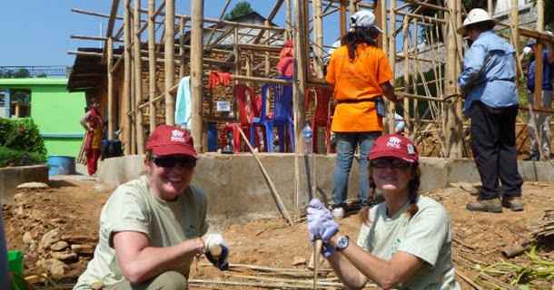 Image result for Habitat for Humanity in Nepal