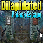 Games4King - Dilapidated Palace Escape