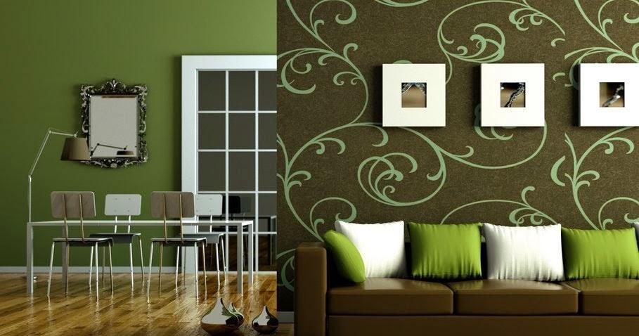 Salas en verde y marr n ideas de salas con estilo for Sala de estar marron