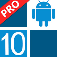 Download Win 10 Launcher : Pro v1.6 Paid Apk For Android