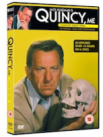 Quincy, ME series 3 on DVD