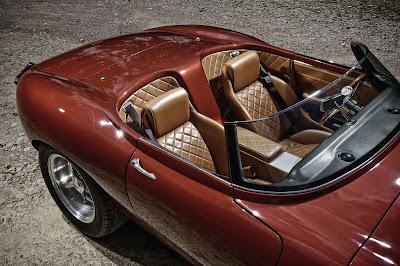 2011-Eagle-Jaguar-E-Type-Speedster-Lightweight-Interior