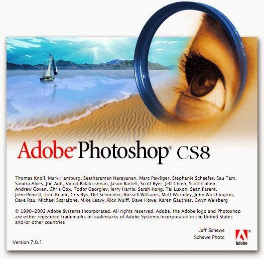 تحميل فوتوشوب سي اس 8Adobe Photoshop cs8