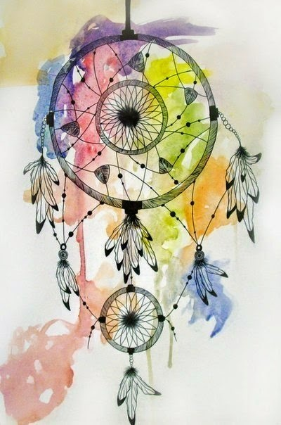 Art and tattoo dreamcatcher for Acchiappasogni disegno