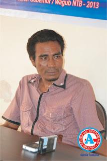 BM PAN Kabupaten Bima:  Ali Ahmad, Pantas Pimpin NTB Kedepan