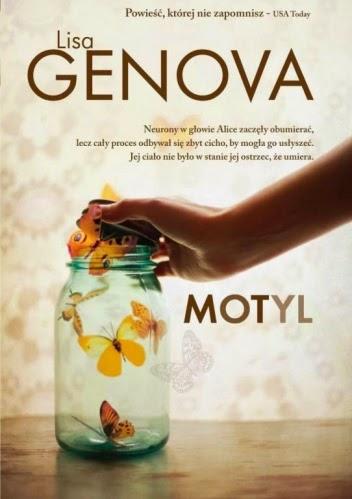 Lisa Genova - Motyl