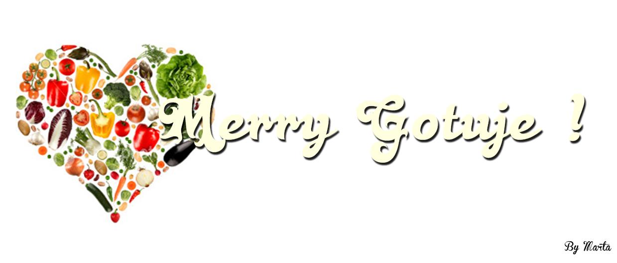 Merry gotuje !